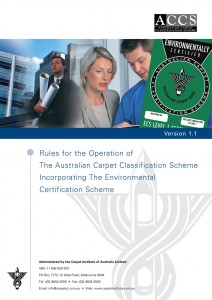 ACCS Rules of Operation incorporating ECS