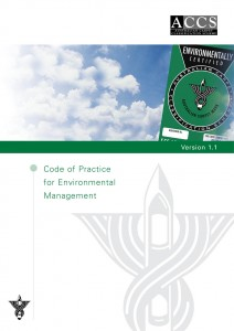 Code of Practice for Environmental Management