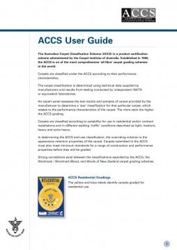 ACCS User Guide (short version)